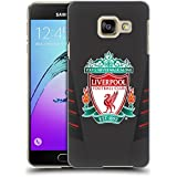 Officiel Liverpool Football Club Crête Maillot Extérieur Kit 2016/17 Étui Coque D'Arrière Rigide Pour Samsung Galaxy A3 (2016)