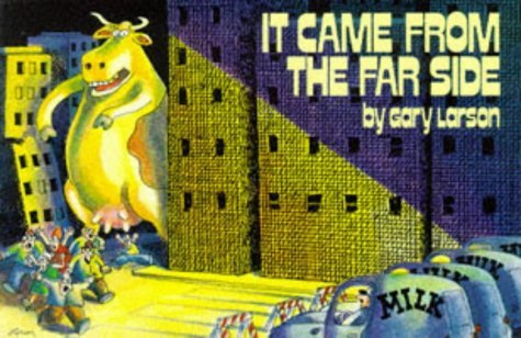 It Came From The Far Side by Gary Larson (13-Oct-1988) Paperback