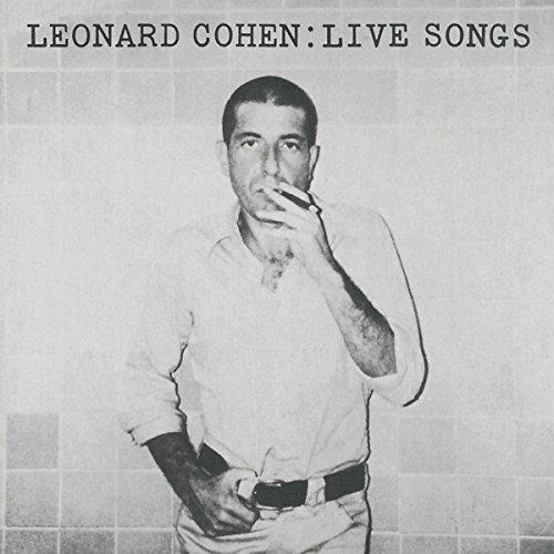 Preisvergleich Produktbild Leonard Cohen: Live Songs [Vinyl LP]