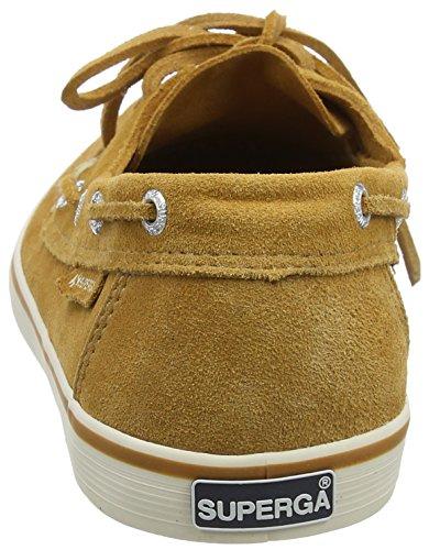 Superga 2001 Suem, Sneaker Man Jaune (moutarde Jaune)