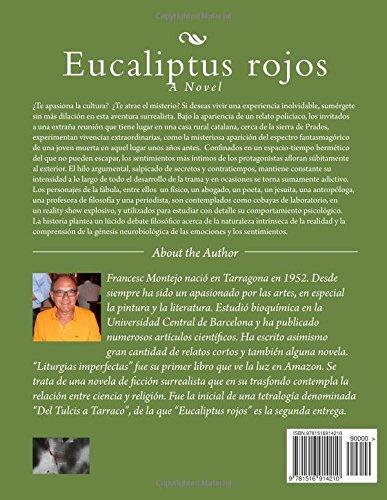 Eucaliptus rojos: Anatomía de las emociones: Volume 2 (DEL TULCIS A TARRACO)