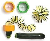 Cucumber Spiral Slicer Vegetable Fruit S...