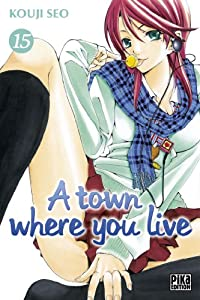 A town where you live Edition simple Tome 15