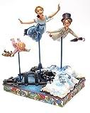 Peter Pan Micky Maus Walt Disney Mickey Mouse Deko-Figur Familie Darling - FIGUREN