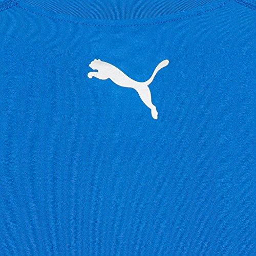 Puma Mannen Bodywear mouwloos vest Top Blue Blue