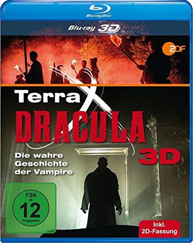 Terra X: Dracula die wahre Geschichte der Vampire [3D Blu-ray + 2D Fassung]