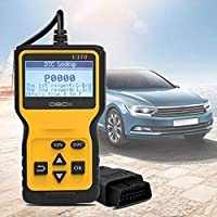 ‏‪AMERTEER V310 OBD2 Car Universal Scanner Automotive Code Reader OBDII Diagnostic Car Engine Check Scanner Tool Car Vehicle Fault Detector‬‏