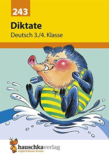 Diktate Deutsch 3./4. Klasse