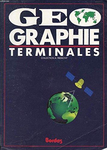 Géographie terminales