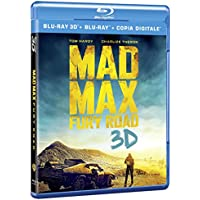 Mad Max: Fury Road (Blu-Ray 3D);Mad Max - Fury Road