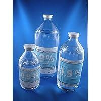Preisvergleich für Kochsalzlösung 0,9% Alleman Glasfl., 1X500 ml