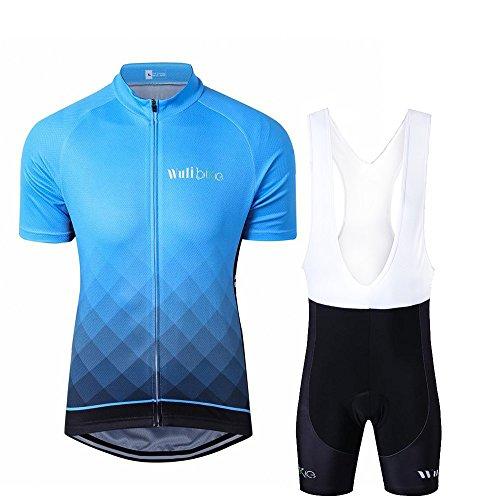 logas 2019 Tenue Cycliste Homme Ensemble Maillot...