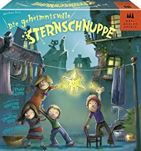 Drei Magier Spiele The Mysterious Falling Star Children's Game