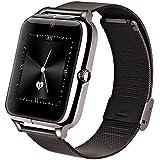 GreatCool mit Netzarmband Smartwatch Uhr Handy Unabhängige Armband Intelligente Uhren Unterstützung Facebook Twitter mit Bluetooth 3.0…