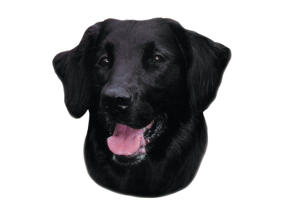 Nobby Sticker Flat Coated Retriever
