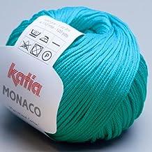 Katia Monaco 019 blue atoll 50 G de lana