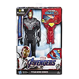 Hasbro Marvel Avengers Titan Hero Power FX Ironman