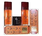 2 x OBELISK by Loft Monaco Eau de Parfum Spray 50 ml (100 ml) (Damenduft « ab Hersteller ohne Folie » + 1 x Seife mit Grünen Tee Extrakten 20 gr