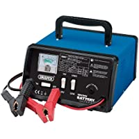 Draper BCD11 10.3 A Battery Charger, 12/24 V preiswert