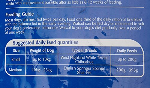 WAFCOL Adult Sensitive Dog Food - Salmon & Potato - Grain Free Dog Food for Small and Medium Breeds - 12 kg Pack… 4