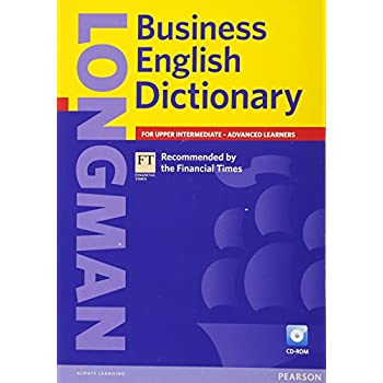 Longman Business English Dictionary For Upper Intermediate Advanced Learners + Cd [Lingua Inglese]