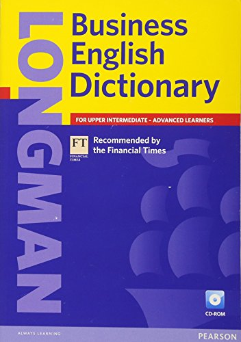 Longman Business Dictionary Paper with CD-ROM (L Bus Eng Dictionary)