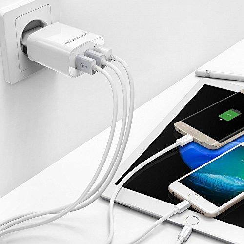 RAVPower – USB-Ladegerät - 5