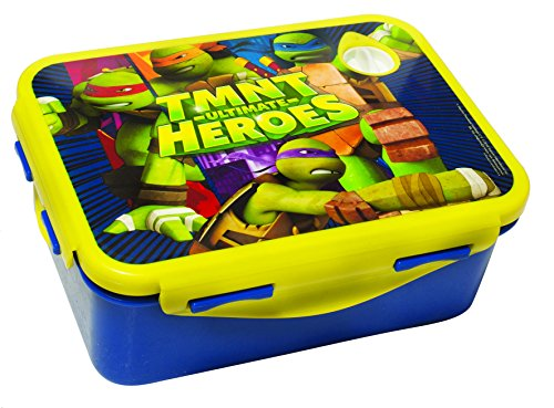 giovas 555–45265 Ninja Turtles Lunch Box, multicolor