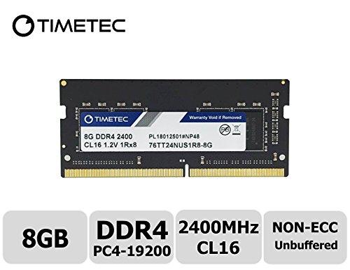 Timetec Hynix IC DDR4 2400MHz PC4-19200 Unbuffered