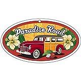 Surf City Garage Paradis Road Désodorisant-Woody-Parfum linge frais-Lot - Best Reviews Guide