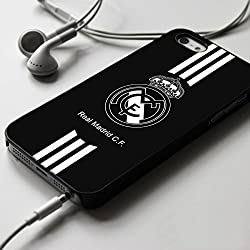 Funda del móvil fútbol caso REAL MADRID protectora carcasa de teléfono para Samsung S4 S4 mini S5 S6 S6 edge S7 S7 edge S8 S8+ A5 J5 J7