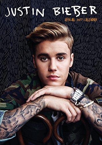 Calendario 2017 29X42 cm Justin Bieber