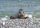 CALVENDO Animals: The Seals / UK-Version / Birthday Calendar (Wall Calendar perpetual DIN A2 Landscape): Grey seals on the island of Helgoland (Month ... [Kalender] [Nov 30, 2013] Berg, Martina