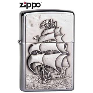 Zippo Feuerzeug Pirates Ship