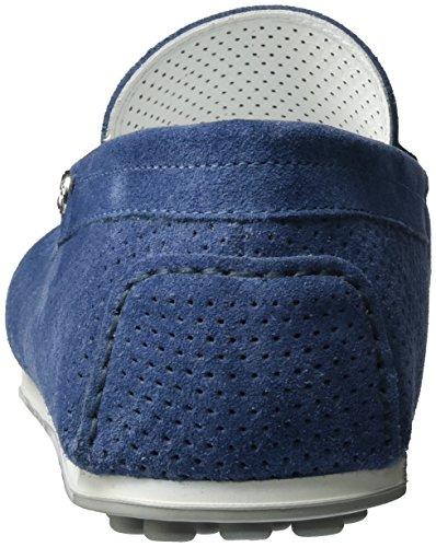 Bogner Riva 2a, Mocassins Homme Bleu jean