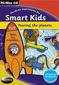 Science Museum: Smark Kids Touring the Planets