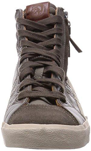 DIESEL Herren Sneaker Bungeecord Cobblestone