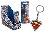 Joy Toy 301025 Superman Schlüsselanhänger aus Metall