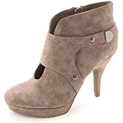 Kenneth Cole Unlisted FILE TYPE, Fashion Stiefel Mujeres, Pumps rund, Groesse 8.5 US /39.5 EU