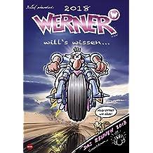 Werner Posterkalender - Kalender 2018