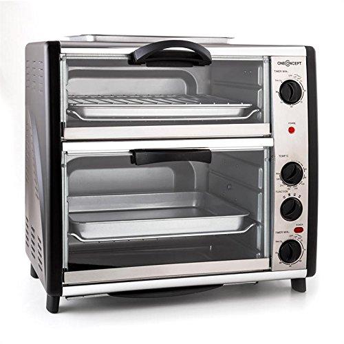 oneConcept All-You-Can-Eat - Four grill, Four électrique, Four...