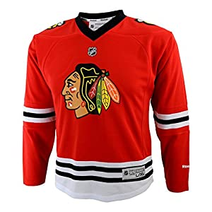 OuterStuff NHL Chicago Blackhawks Team Farbe Replica Jersey Youth