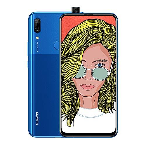 "Huawei P smart Z - Smartphone de 6.59"" (4 GB RAM, Android 9, ultra FullView, 1920 x 1080 pixels, 4G, 16 MP, WiFi, Bluetooth, USB Tipo-C), Azul"