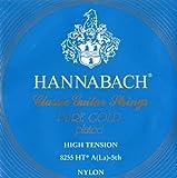 Hannabach Cordes Guitare classique Série 825 Tension forte Special Gold A5w corde unique