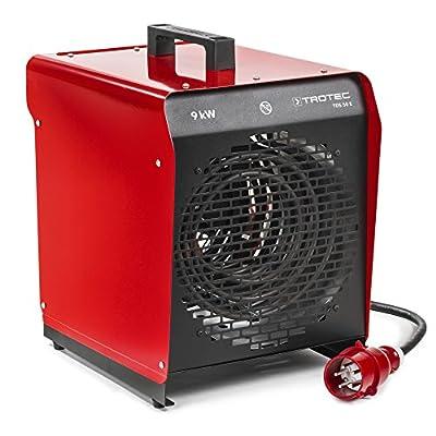 TROTEC Elektroheizgebläse TDS 50 E (max. 9 kW) von Trotec auf Heizstrahler Onlineshop
