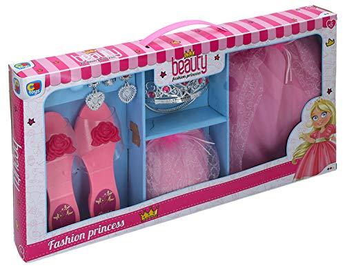 Color Baby- Set Joyas y tutú Princesa (COLORBABY 43858)