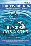 Concepts For Living | Teen: The Dimensions of God's Love (Winter 2015-2016)
