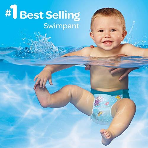 Huggies 12 Little Swimmers – Schwimmwindeln, 2er Pack (2 x 12 Stück) - 2