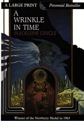 A Wrinkle in Time (THORNDIKE PRESS LARGE PRINT PERENNIAL BESTSELLERS SERIES)