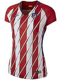 Nike Atletico Madrid Stadium 2017/2018 - Camiseta para Mujer, Mujer, 847219-